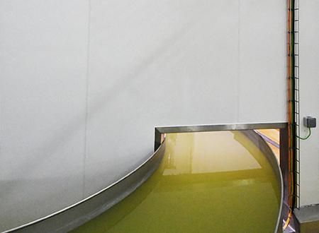 Sandwichpaneele von Hydewa im Käsereiferaum von SalzburgMilch